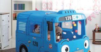 バス型チャイルドベッド